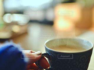 一杯のコーヒーの写真・画像素材[937339]