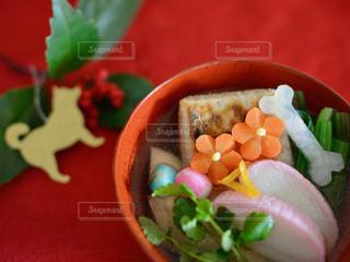 お正月,お雑煮,お節,戌年