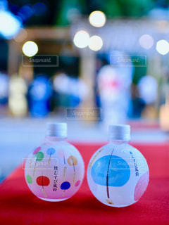 夏,神社,風鈴,ミネラルウォーター,納涼,夏祭り,日本の夏,熱中症対策,暑さ対策