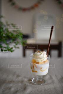 マンゴーミルクの写真・画像素材[1437049]