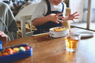 お弁当の写真・画像素材[3133820]