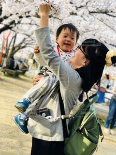 素敵な桜と可愛い笑顔 - No.1178655