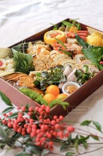 おせち料理の写真・画像素材[2885599]