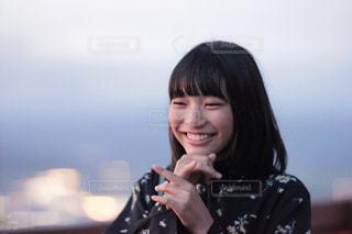 笑顔の女性の写真・画像素材[2925318]