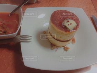 ホットケーキの写真・画像素材[1170842]
