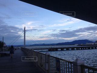 橋の写真・画像素材[1194969]