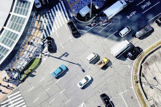 上から見た名古屋の写真・画像素材[1075755]