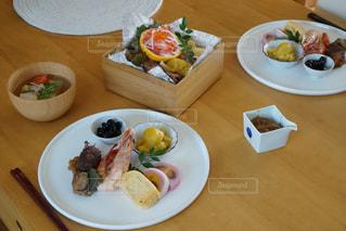 おせち料理の写真・画像素材[1727621]