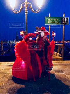 2人,ハート,イタリア,ベネチア,水の都,仮装,ヴェネツィア,仮面,カーニバル
