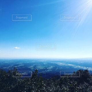 釈迦岳から望む宮崎平野の写真・画像素材[1096209]