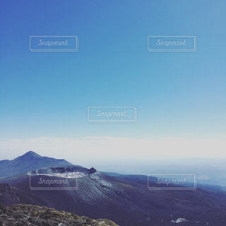 新燃岳の写真・画像素材[1414639]