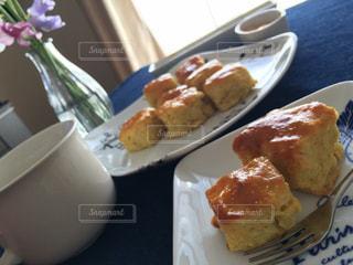 食べ物,秋,デザート,おやつ,ティータイム,お茶,芋,さつまいも,秋の味覚,食欲の秋