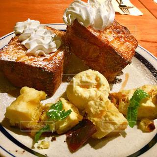 食べ物,カフェ,秋,パン,デザート,フレンチトースト,芋,さつまいも,食欲,サツマイモ,ガッツリ,食欲の秋,かんしょ,甘藷