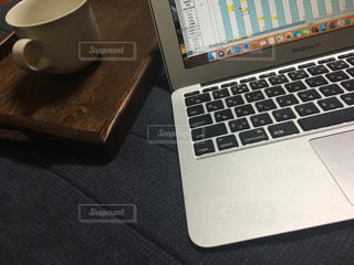 パソコン,マグカップ,PC,ビジネス,キーボード,作業中,コンピューター,エクセル,ノート パソコン,ノート型パソコン