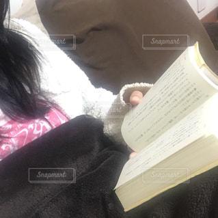 本を読むの写真・画像素材[1546631]