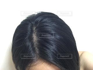 黒髪の写真・画像素材[2492610]