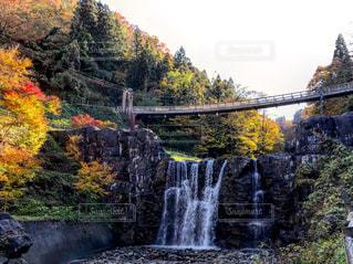 秋,紅葉,もみじ,福島,11月,土湯温泉