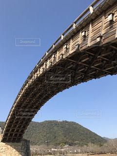 錦帯橋の写真・画像素材[1097372]
