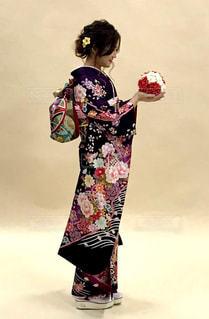 衣装を着ている人の写真・画像素材[1716577]
