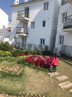 ハート,花壇,ガーデン