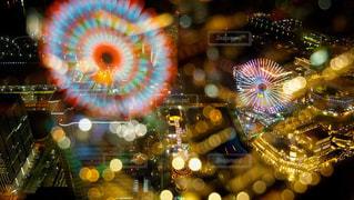 ハマの夜景の写真・画像素材[1080001]