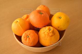冬,オレンジ,フルーツ,果物,みかん,黄,柑橘,フレッシュ,柑橘類,デコポン,ミカン,ボウル