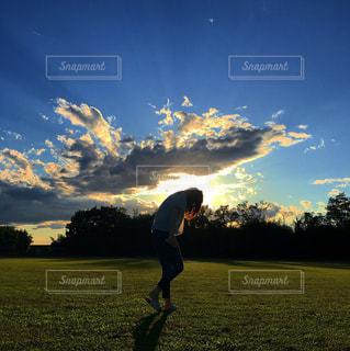 空の写真・画像素材[1097570]