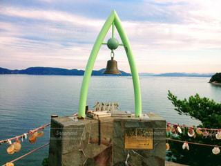 小豆島の恋人の聖地の写真・画像素材[1195308]