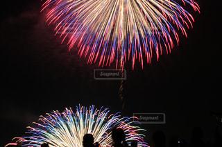 宮島水中花火大会の写真・画像素材[1311151]