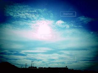 夏空の写真・画像素材[1123840]