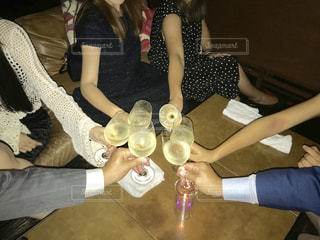 ワイン,グラス,誕生日,乾杯,ドリンク,パーティー,ワイン会