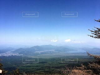山と空の写真・画像素材[1094373]