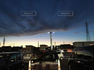 空の写真・画像素材[1094407]