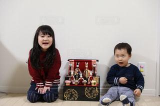 雛人形の写真・画像素材[2985741]