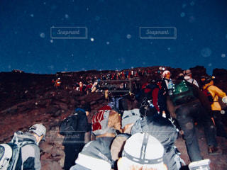 富士山の写真・画像素材[1418465]