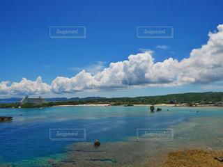 沖縄のある夏の日。の写真・画像素材[1096454]