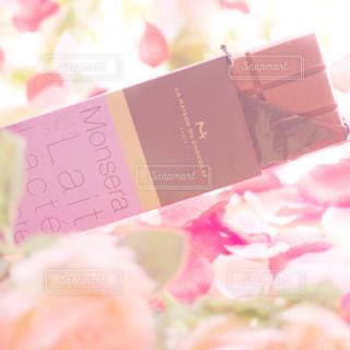 ラ メゾンデュショコラのタブレットチョコレートの写真・画像素材[1757452]