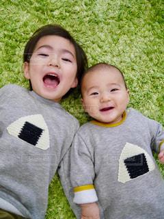 おにぎり兄弟の写真・画像素材[1170578]