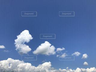 Blue Sky Blue💙✨の写真・画像素材[1095099]