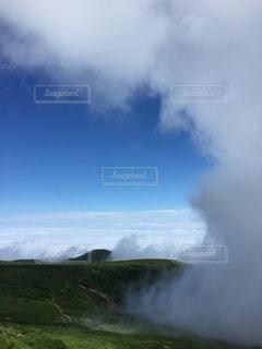 山の写真・画像素材[1096588]