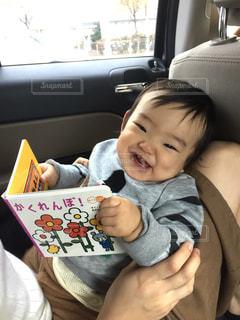 子供,笑顔,こどもの日,絵本,こども,かくれんぼ,男の子,甥っ子