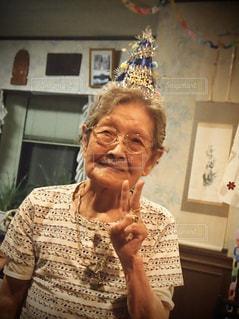 100歳おめでとう‼︎の写真・画像素材[2849537]