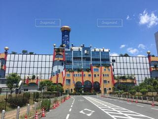 大阪のゴミ処理工場の写真・画像素材[1104558]