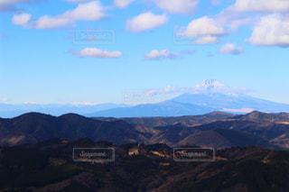 大室山からの富士山の写真・画像素材[1107471]