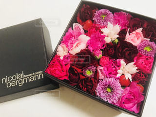 花,ピンク,かわいい,葉,プレゼント,flower,pink