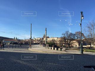 ヨーロッパの街の写真・画像素材[1101408]