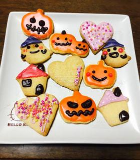 ハート,お菓子,ハロウィン,デコレーション,おばけ,アイシング