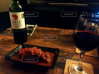 部屋,のんびり,赤ワイン,赤ワイン煮,リアルな日常