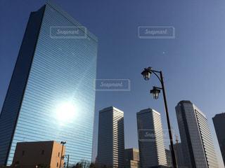 都市の高層ビルの写真・画像素材[1120729]