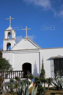 教会の写真・画像素材[1103320]